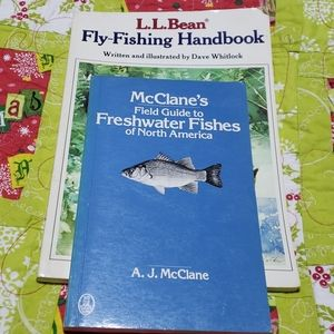 Fly Fishing Book and Guide to Freshwater Fishes
